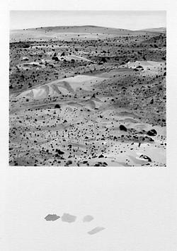 Dunes, Mars, 2005