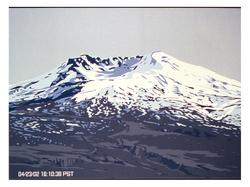 Webcam: Mount Saint Helens, 2002