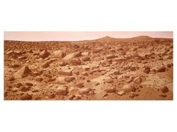 Ares Vallis, Mars, 2003