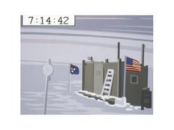 Webcam: South Pole, 2002