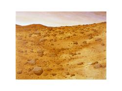 Mars Hillside, 2004