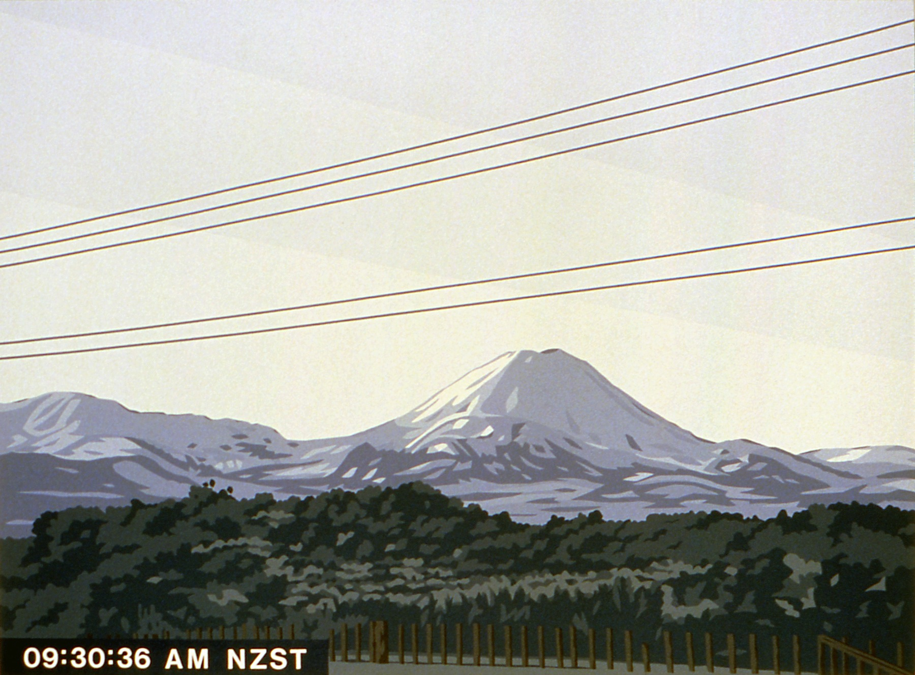 Webcam: New Zealand, 2002