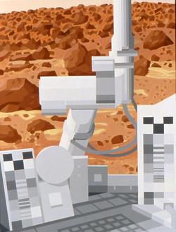 Martian Landscape, 2003