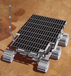 Mars Rover, 2003