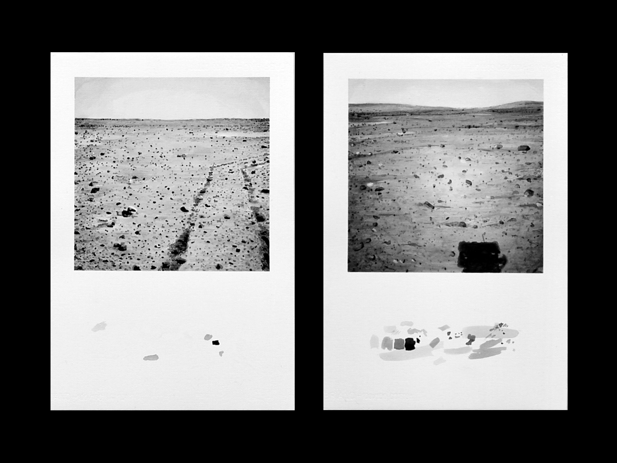 Tracks, Mars & Shadow, Mars, 2005