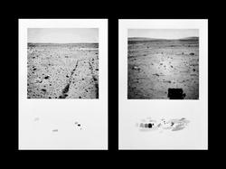 Tracks, Mars & Shadow, Mars, 2005