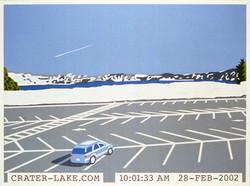 Webcam: Crater Lake, 2002