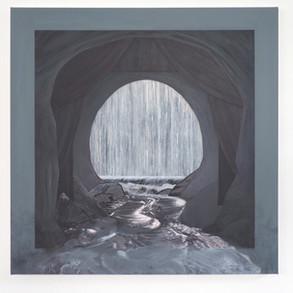 Waterfall & Curtain, 2016