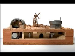 Radiation Ranch, Mars, 2005