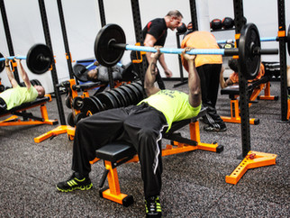 Take the Lid Off of Bench Press Gains with Grip Placement
