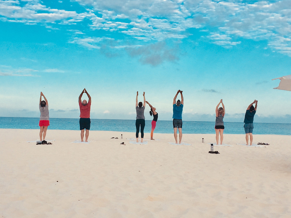 Morning Flow Yoga, Bucuti and Tara, Aruba