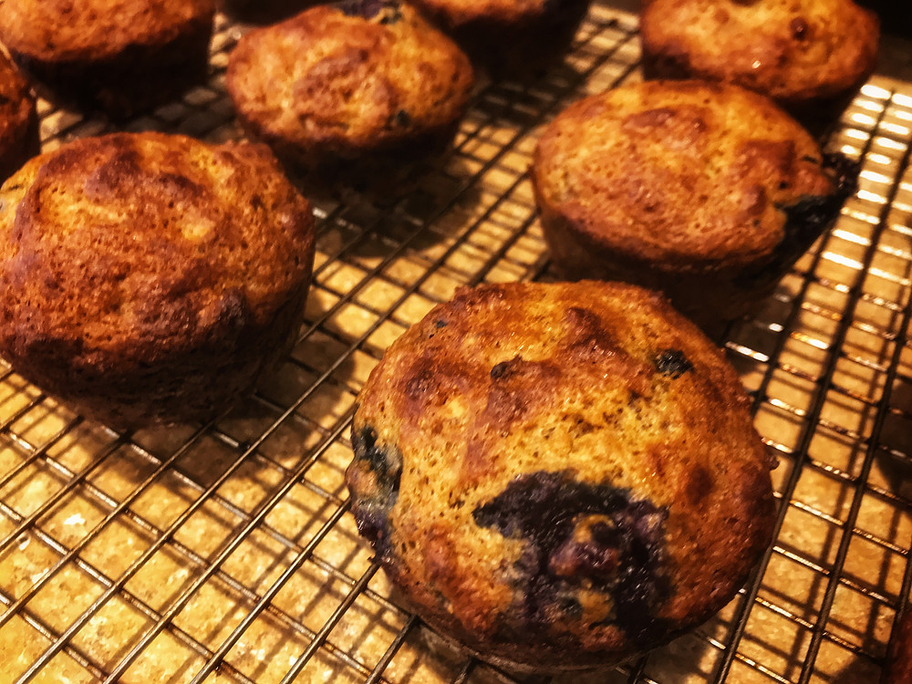 Quick and Easy Bran Muffins