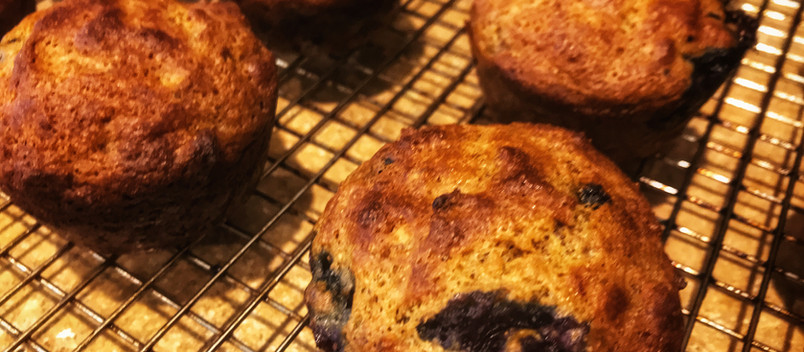 Quick + Easy Bran Muffins