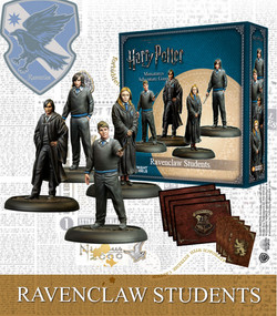 Ravenclaw Students