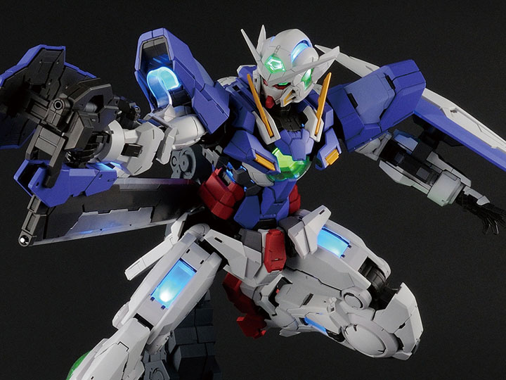 Gundam Exia Lighting PG