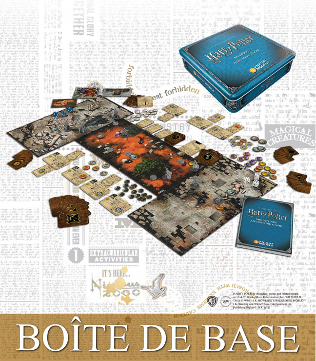 Harry Potter boîte de base