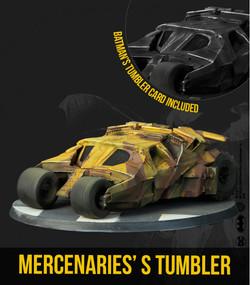 Tumbler _ Batmobile
