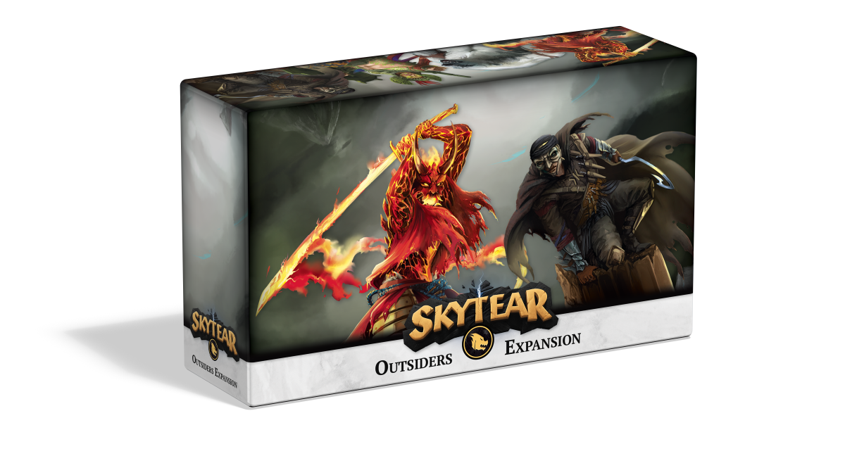 Skytear Outsider Extension