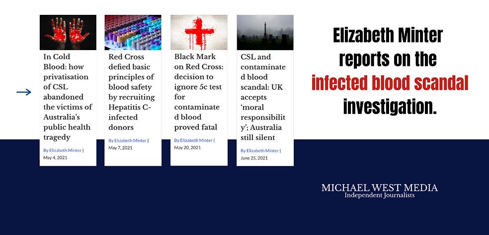 Elizabeth Minter reports Part II of the