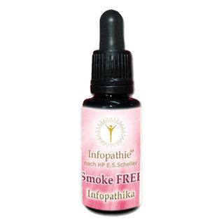 Infopathie Free – Raucherentwöhnung (Smoke free)
