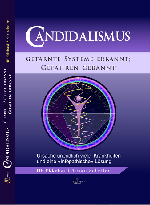 Buch Candidalismus -  Candidalismus - Getarnte Systeme erkannt; Gefahren gebannt