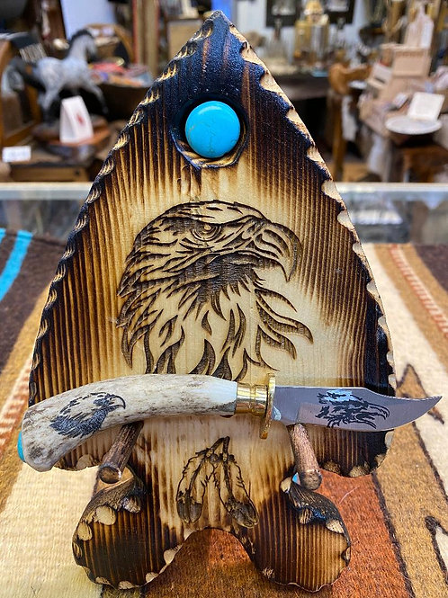 Eagle Head Knife