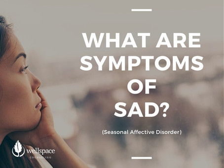 Symptoms of Seasonal Depression