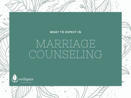 What to Expect in Marriage Counseling?