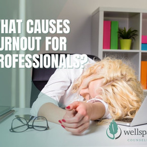 What Causes Burnout for Professionals?