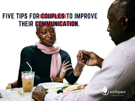 Five Tips for Couples to Improve Communication