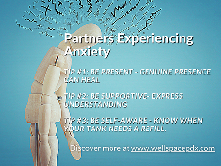 Tips to Partner Through Covid-19 Anxiety