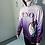Thumbnail: Purple Fade Full Dye Sublimated Hoodie
