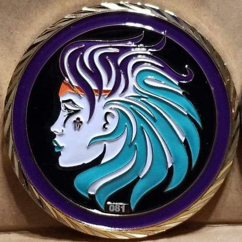 Juno Athletics Black Loyalty Coin