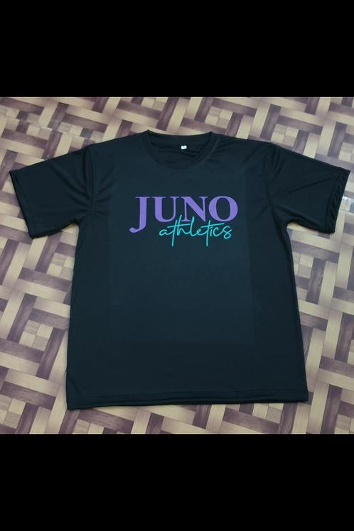 Black Juno Athletics Poly Tee