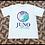 Thumbnail: Juno Athletics White Poly Tee