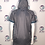 Thumbnail: Juno Athletics Gray Short Sleeve Mesh Hoodie