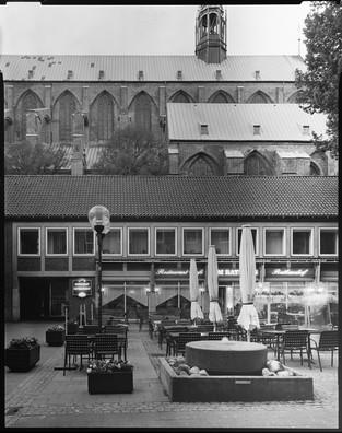 Julian Fels, Rathausmarkt, sieben türme lübeck, lübeck kirchen,