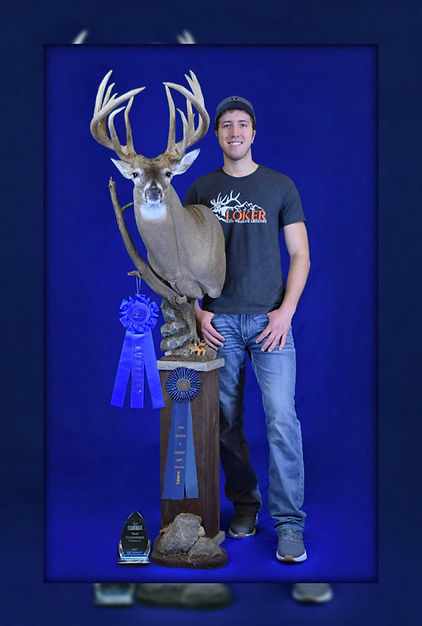 blue ribbon whitetail