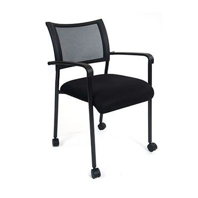 EZOFFICE COLLECTION - STACK CHAIR