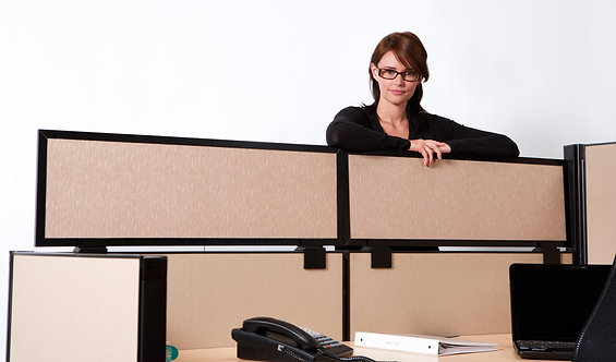 OBEX CUBICLE PANEL EXTENDERS