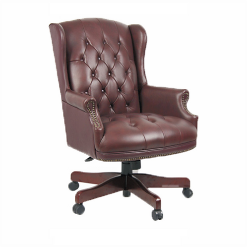 THE ECONOMICAL SERIES - HIGH-BACK EXECUTIVE CHAIR
