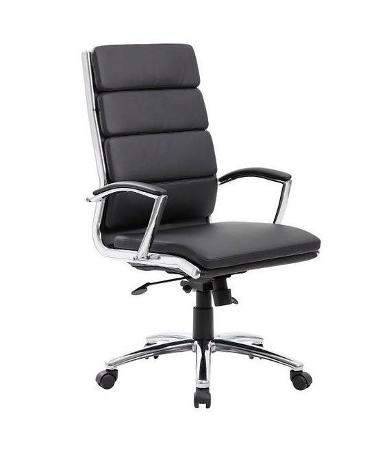 THE ECONOMICAL SERIES - HIGHBACK LEATHER TASK CHAIR