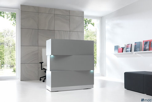 ZEN RECEPTION DESK BY MDD