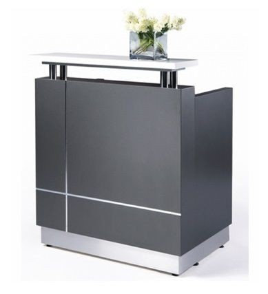The Mini Modern Reception Desk