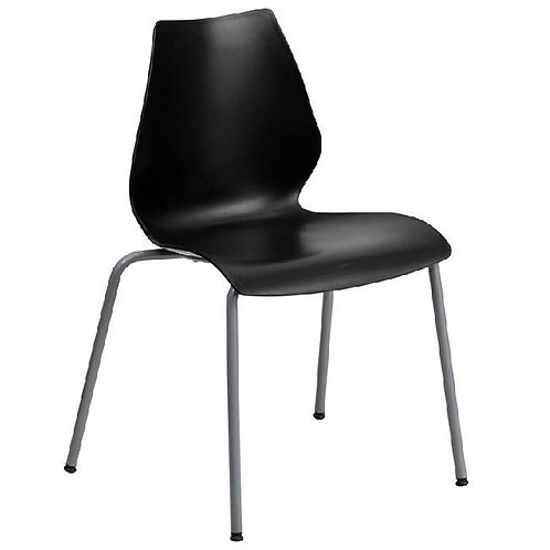 STACK CHAIR WITH LUMBAR SUPPORT - HERCULES SERIES 770LB