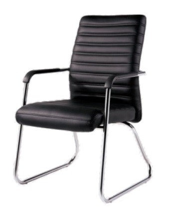 THE LINEAR COLLECTION - CHROME BASE GUEST CHAIR