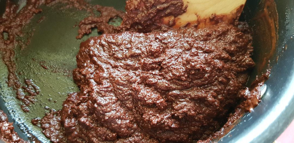 שוקולד מומס
