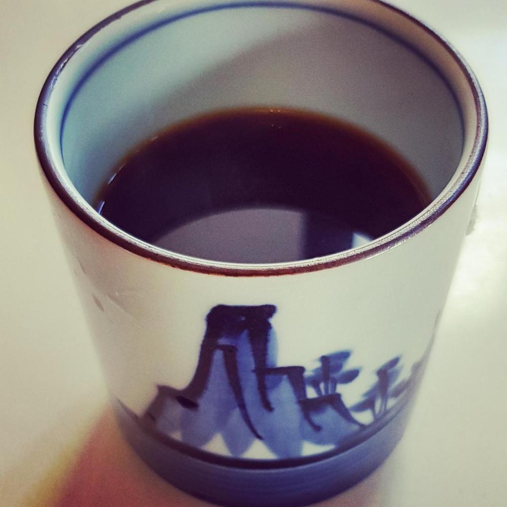כוס יפני מדהים מהאוסף הפרטי