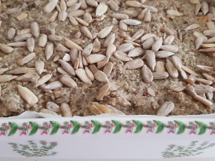 לחם גרעינים וזרעים