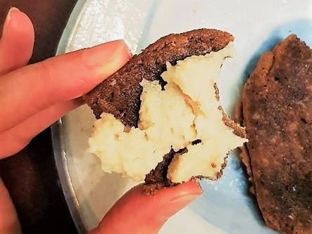 גבינת קשיו טבעונית